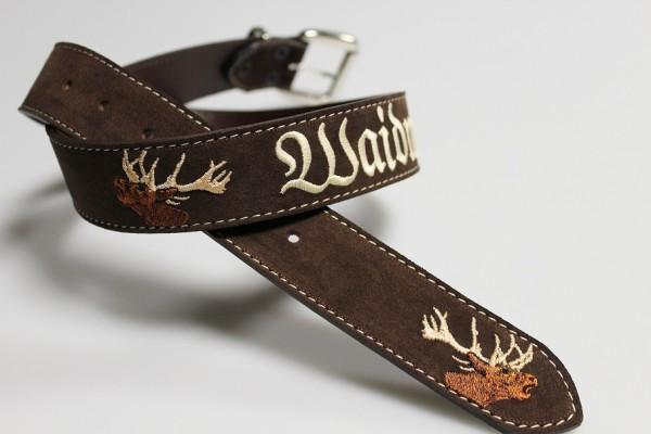 Waidmannsheil - Alcantara Belt
