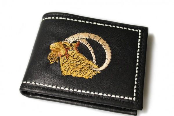 Steinbock Brieftasche